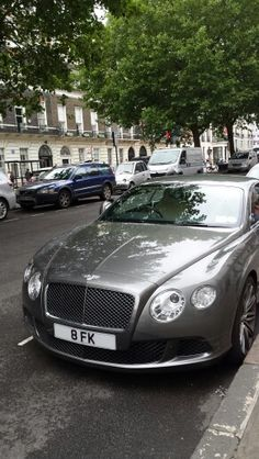 Bentley continental # london