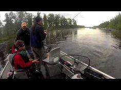 Deshka River King Salmon Fishing | Alaska 2012