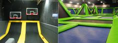 Please be Friendly to Others in the Indoor Trampoline Park - News - Angel Playground equipment Co. Trampoline World, Indoor Trampoline, Trampoline Park, Playground, Children Playground, Outdoor Playground