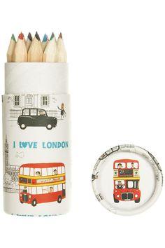 British Pencil Pack