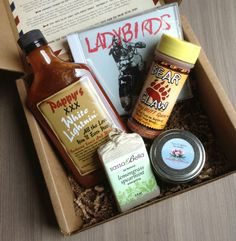 Our Local Box Review - Monthly Subscription Boxes - July 2013