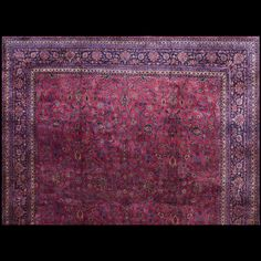 Kashan - Manchester Rug - 40-1631 | Persian Formal 17' 0'' x 32' 0'' | Other…    manchester kashan rugs and carpets are given such name in attribution to Manchester London, where the wool used in production was imported from Australia refined, then later exported to Kashan for weaving.  This is a very special grade of wool from the Merino sheep, which was quite costly to acquire and only reserved for very fine weavings.