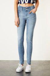 Topshop MOTO Bleach Kristen Jeans: Hot!