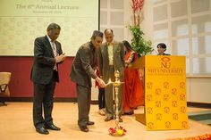 #NU Highlights Many Dimensions of Peace at the Eighth Annual Lecture #NIITLimited