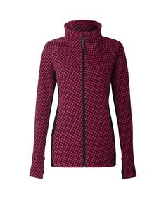 This jacket was engineered with stretch panels to hug you in all the right…