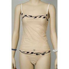 Alberta Ferretti Mesh Cami Womens Lingerie Size 46