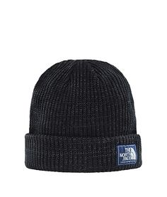 585f48c9ea5 We love the simplicity of The North Face Salty Dog Beanie Hat - the rolled-