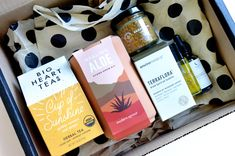 Naturally Crated Review Summer 2020 - A natural, organic & eco-friendly subscription box for living a life inspired. Grow Kit, Bee Pollen, Health Resources, Milk Soap, Herbal Tea, Subscription Boxes, Candle Jars, The Balm, Herbalism