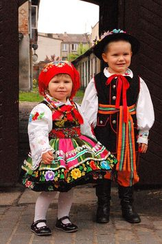 inspired girl clothes on Pinterest | Folk Costume, Polish and Poland