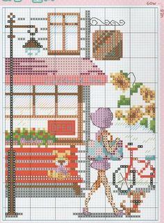 GRAFICOS SODA COREA ,,, SUPER LINDOS (pág. 16) | Aprender manualidades es facilisimo.com