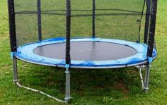 Best Trampoline Reviews 2017 - Top 10 Comparison & Buying Guide