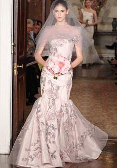 vestidos de novia Carolina Herrera