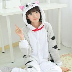 Keral Kigurumi Pyjama Onesie Costume Cosplay Adulte Unisexe M Fromage Chat: Amazon.fr: Jeux et Jouets Plus