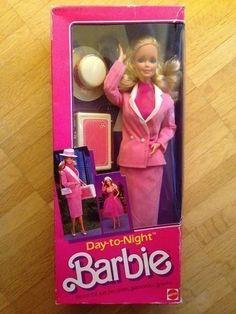 Barbie Day To Night Tag bis Nacht 1984