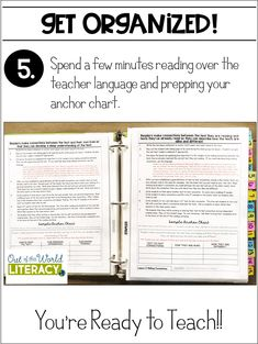 Organize Your Reading Instruction in 6 Simple Steps - Out of this Word Literacy Guided Reading, Teaching Reading, Teaching Career, Teaching Ideas, Reading Comprehension Skills, Common Core Curriculum, English Reading, Reading Intervention, Readers Workshop
