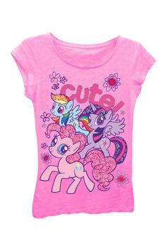 My Little Pony Cute Tee (Toddler Girls)