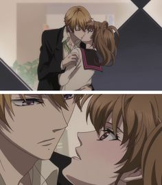 #BrothersConflict Ohh Natsume's eyes <3 Teehee Natsume.... :3