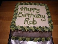 How To Do Piped Camouflage Buttercream Cake CAKE Pinterest