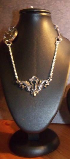 steampunk alice in wonderland inspired silver by IntravenousX