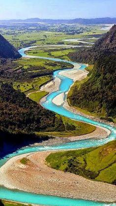 La Isla del Sur Aotearoa  (Nueva Zelanda)