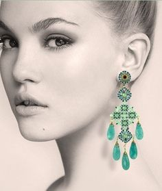 Hair Beauty, Drop Earrings, Gold, Chai, Bling Bling, Html, Jewelry, Summer, Fashion