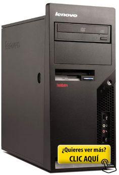 Lenovo ThinkCentre M58 2.5GHz E5200 Torre Negro PC... #ordenador #sobremesa