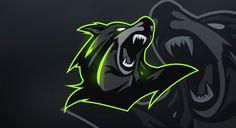 a  vnbg l Gaming Logo, Art Logo, Typography Logo, Logo Branding, Logo Animal, Esports Logo, Mascot Design, Sports Team Logos, Cool Logo
