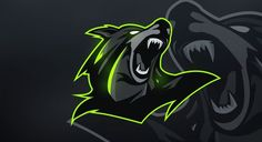 Howl Mascot Logo