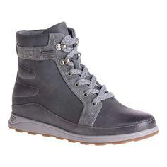 1acc9b651b25 Women s Chaco Sierra Waterproof Ankle Boot - Castlerock Full Grain Leather  Boots