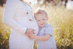 maternity photography with siblings - Google Search