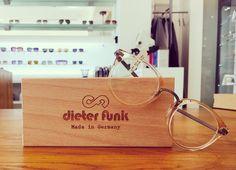 """Die neuen """"Dieter Funk"""" Brillen sind da 😍🎉…"""
