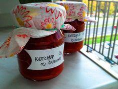Dzikowiec od kuchni: Ketchup z cukinii. Absolutny numer 1!