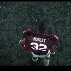 CJ Mosley had water poured on his head for four hours in the filming process.