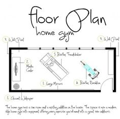 Gym Design On Pinterest Home Gyms Workout Rooms And Gym