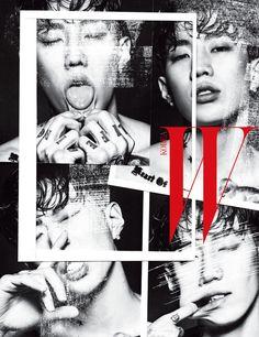 Jay Park - W Magazine November Issue '16