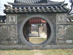 창덕궁-세계문화유산 Asian Architecture, Historical Architecture, Landscape Architecture, Korean Traditional, Traditional House, House In The Woods, My House, Chinese Gate, Stone Masonry