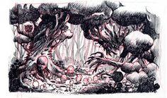 """""""Species"""" - illustration 20"""