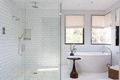 Klassieke moderne badkamer