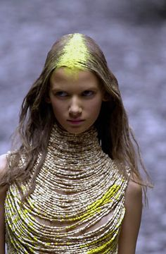 Alexander McQueen Fall/Winter 2000 by victorismaelsoto, via Flickr