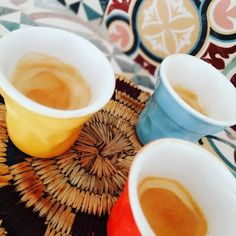 What's better than start a day with a good Coffe before jump in for a good suef session. Moroccan Breakfast, Yogi Food, Wave Dance, Banana Beach, Triple Room, Surf House, Dinner Is Served, Stay The Night, Morocco