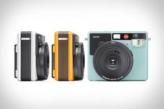 The Perfect Office - LG Curved Display, Leica Sofort Instant Camera and Office…