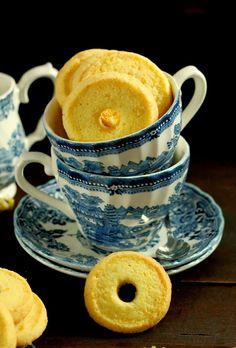 Biscotti alle mandorle e arancia | Formine e Mattarello