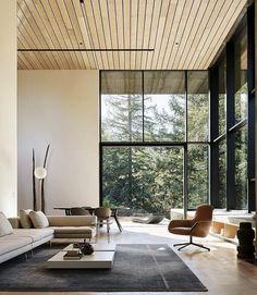 """2,785 curtidas, 9 comentários - In and Out Decor (@inandoutdecor) no Instagram: """"A inspiração do dia é de @mercervine com este belo design de interiores com uma mistura de…"""""""