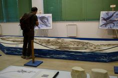 Dipartimento di Scienze della Terra e Geoambientali - Università di Bari - XIV Giornate di Paleontologia - Atti Convegno e Galleria Fotografica - Bari, museo di Scienze della Terra