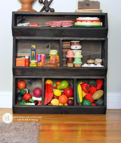High Quality Playroom Market Storage #TargetToys It Would Be Great As A Countertop  Veggie Bin!