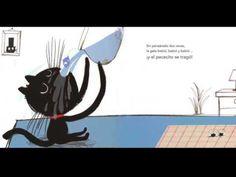 El cascabel de la gata - videocuento - YouTube