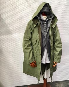 """1,208 Beğenme, 2 Yorum - Instagram'da ENGINEERED GARMENTS TOKYO (@engineered_garments_tokyo): """"2017FW「ENGINEERED GARMENTS」 """"STYLING"""" HIGHLAND PARKA-Nyco Ripstop / Olive / ¥69,000+Tax BEDFORD…"""""""