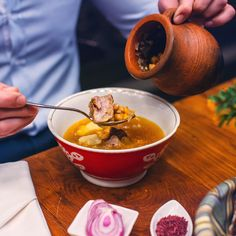 Piti #bakucafe #beatgroup #baku #azerbaijan #restaurants #cafe #cuisine #food #soups #piti