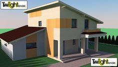 Ja spravím návrh fasády RD za 80€ | Jaspravim.sk