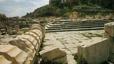 Ancient Eleusis   Ancient Temple in Greece